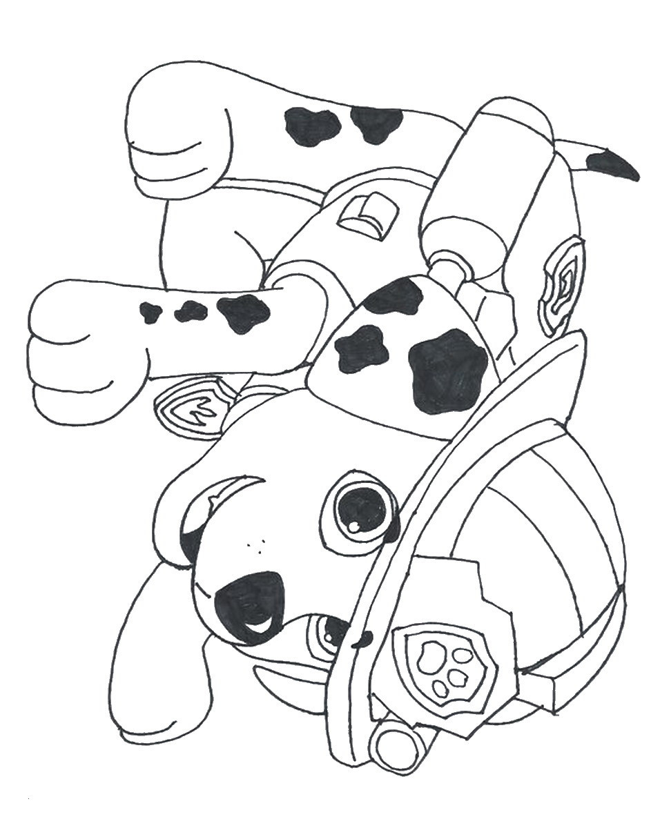 Ausmalbilder Paw Patrol Das Beste Von Inspirational Marshall Paw Patrol Coloring Page Coloring Pages Galerie