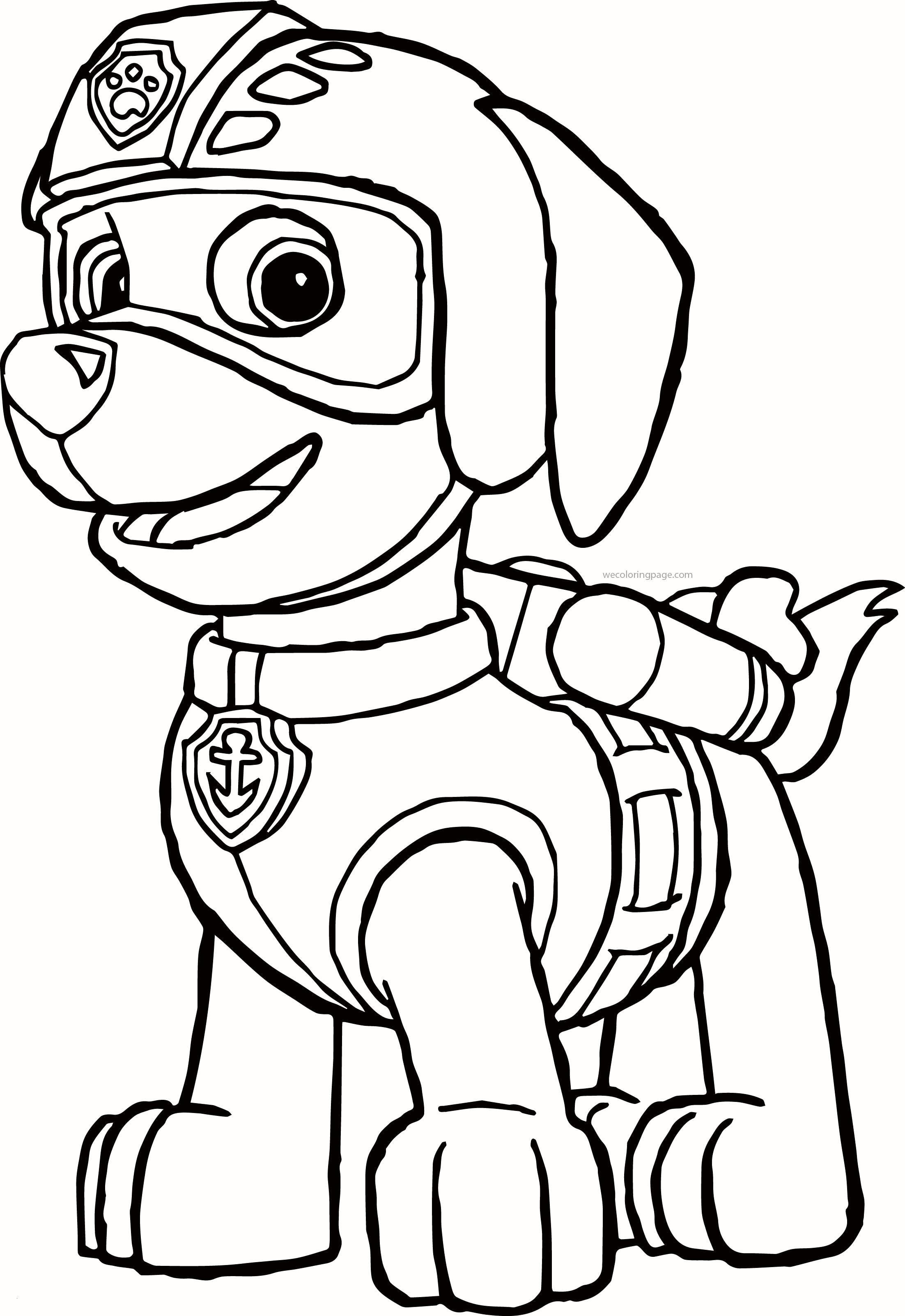 Ausmalbilder Paw Patrol Frisch 30 Unique Paw Patrol Coloring Pages Robo Dog Elegant Ausmalbilder Fotografieren