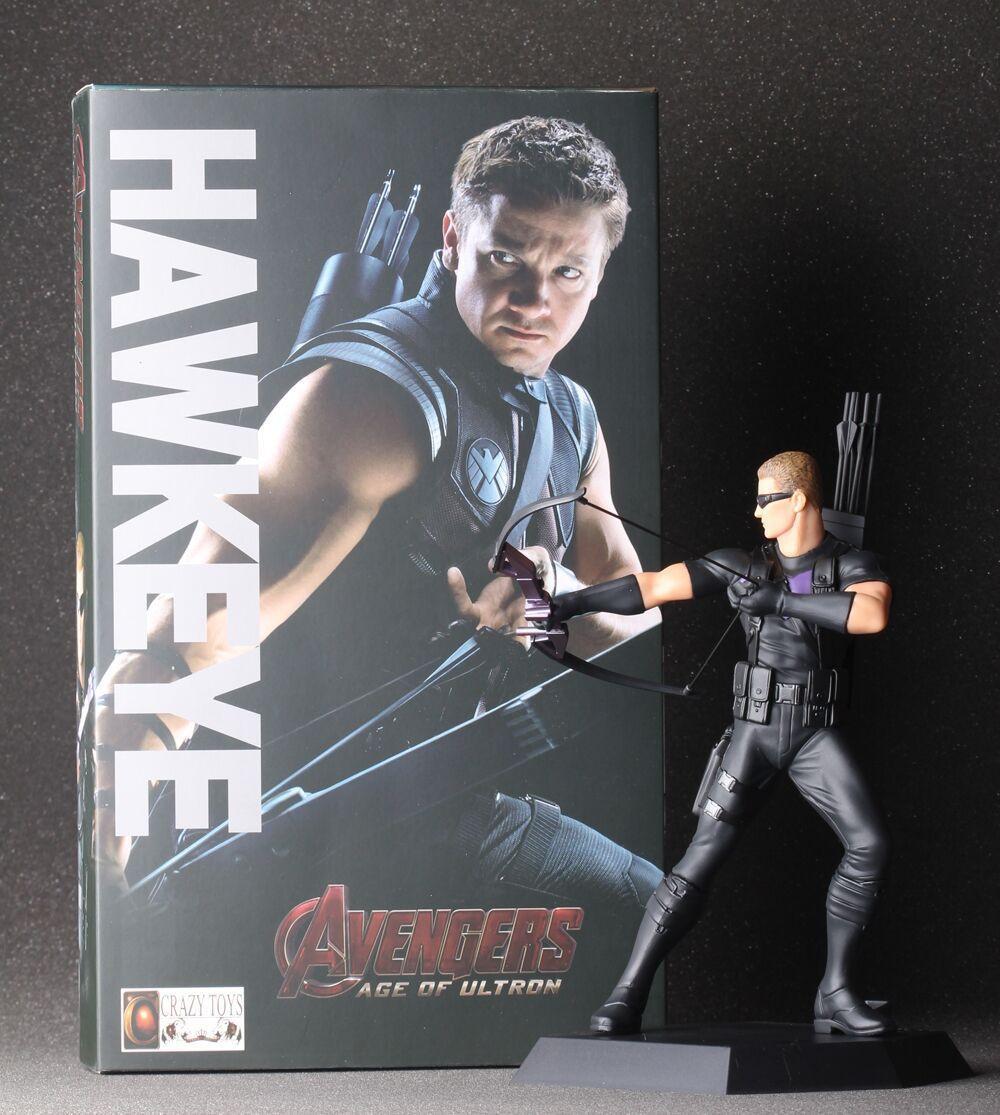 Ausmalbilder Pferde Mit Flügel Genial 23cm Marvel Anime the Avengers Action Figures Hawkeye Garage Kits Stock
