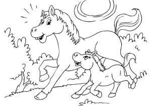Ausmalbilder Pferde Mit Fohlen Das Beste Von Ausmalbilder Pferde Kostenlos Ausdrucken Horses Ausmalbilder Galerie