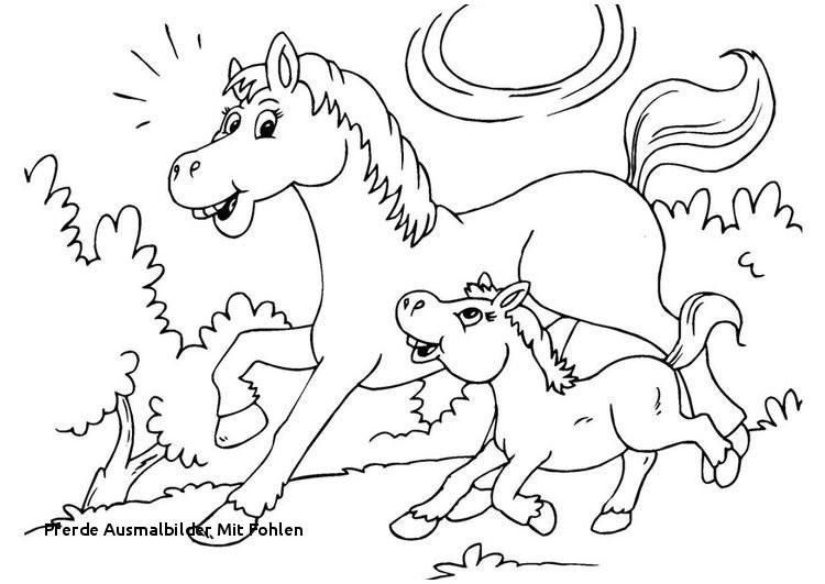 Ausmalbilder Pferde Mit Fohlen Neu Pferde Ausmalbilder Mit Fohlen Malvorlagen Igel Elegant Igel Stock