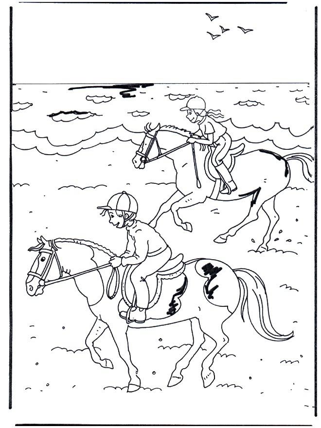 Ausmalbilder Pferde Mit Reiterin Genial Reiten 2 Ausmalbilder Pferde Färbung Ausmalbilder Pferde Mit Reiter Galerie