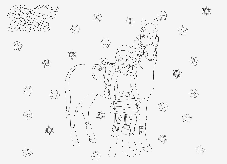 Ausmalbilder Pferde Mit Reiterin Neu Lernspiele Färbung Bilder Ausmalbilder Pferde Mit Reiter Galerie