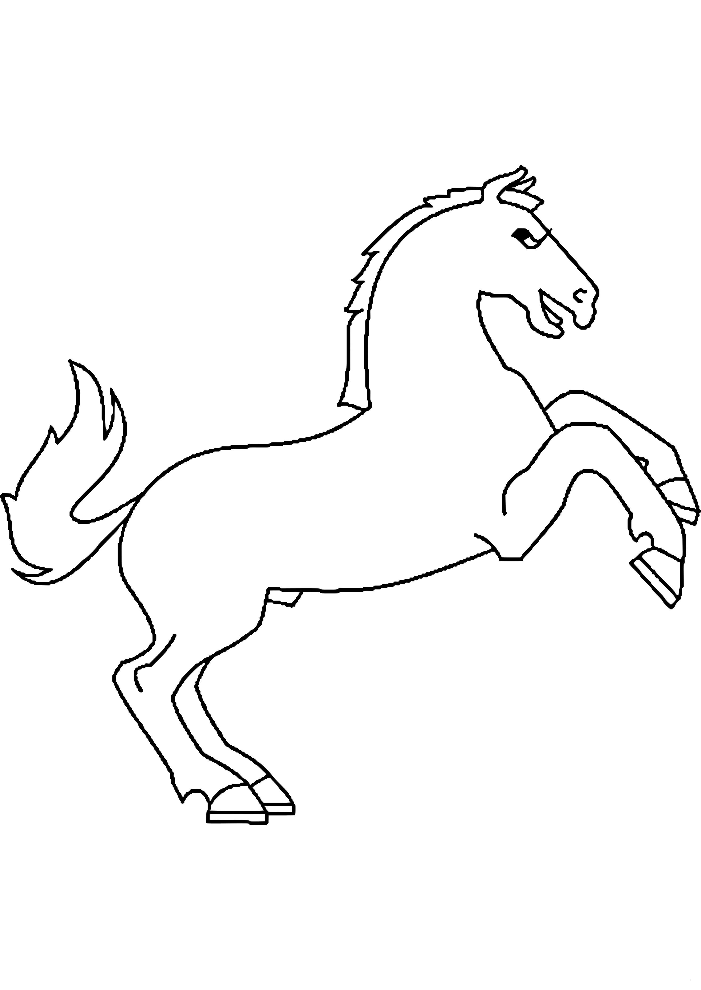 Ausmalbilder Pferde Turnier Frisch 30 Frisch Kostenlose Ausmalbilder Pferde – Malvorlagen Ideen Sammlung