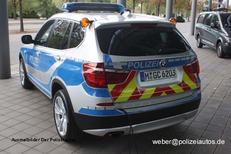 Ausmalbilder Polizei Und Feuerwehr Einzigartig Ausmalbilder Der Polizeiautos Polizeiautos Bmw X3 Xdrive2 0d F25 Sammlung