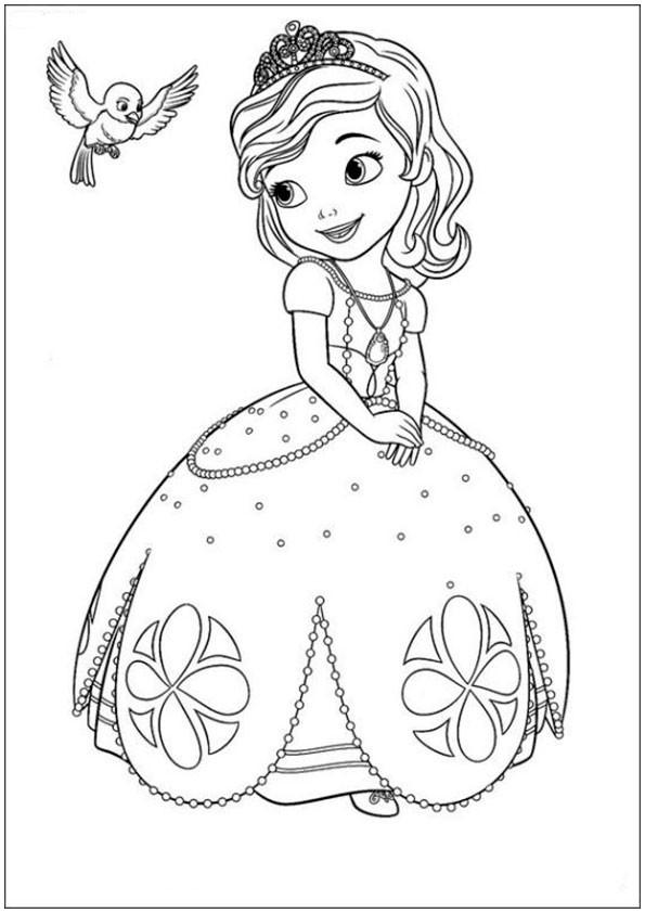 Ausmalbilder Prinzessin sofia Das Beste Von Ausmalbilder Prinzessin sofia Ideen Malvorlagen Prinzessin sofia Bilder