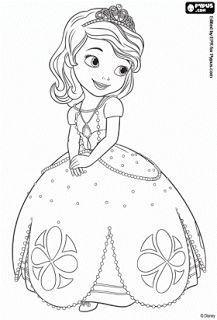 Ausmalbilder Prinzessin sofia Genial Die 141 Besten Bilder Von Malvorlagen Kids In 2018 Bilder