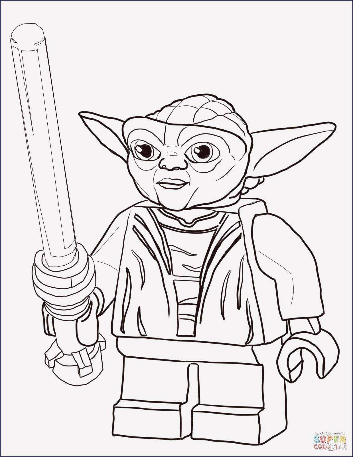 Ausmalbilder Star Wars Einzigartig Yoda Coloring Pages Inspirational Elegant Yoda Coloring Pages Unique Das Bild