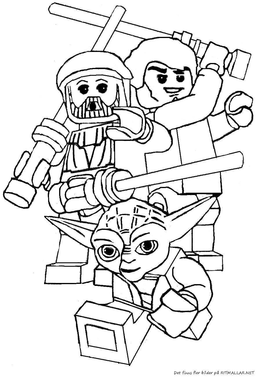 Ausmalbilder Star Wars Lego Frisch 39 Malvorlage Star Wars Bild