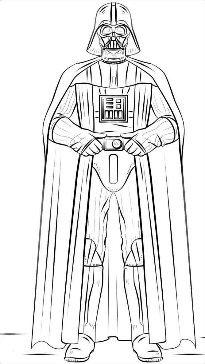 Ausmalbilder Star Wars Lego Frisch Ausmalbilder Star Wars Lego Ideen 38 Star Wars Darth Vader Das Bild