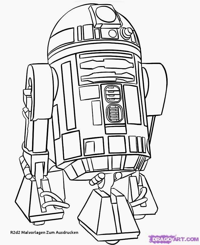 Ausmalbilder Star Wars Lego Inspirierend 20 R2d2 Malvorlagen Zum