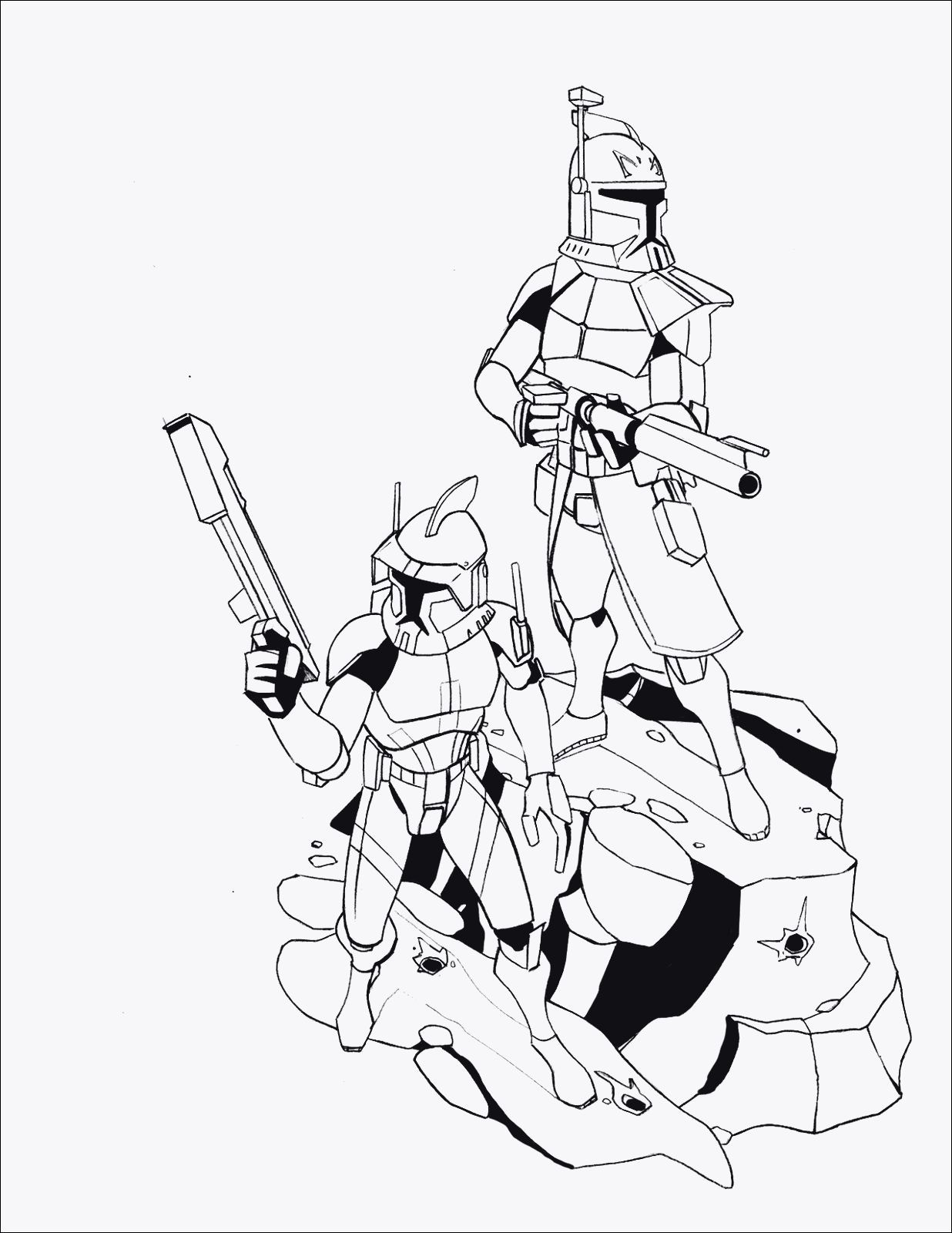 Ausmalbilder Star Wars the Clone Wars Das Beste Von 13 Inspirational Star Wars the Clone Wars Coloring Pages Printable Das Bild