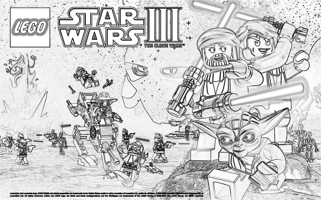Ausmalbilder Star Wars the Clone Wars Einzigartig 39 Malvorlage Star Wars Bild