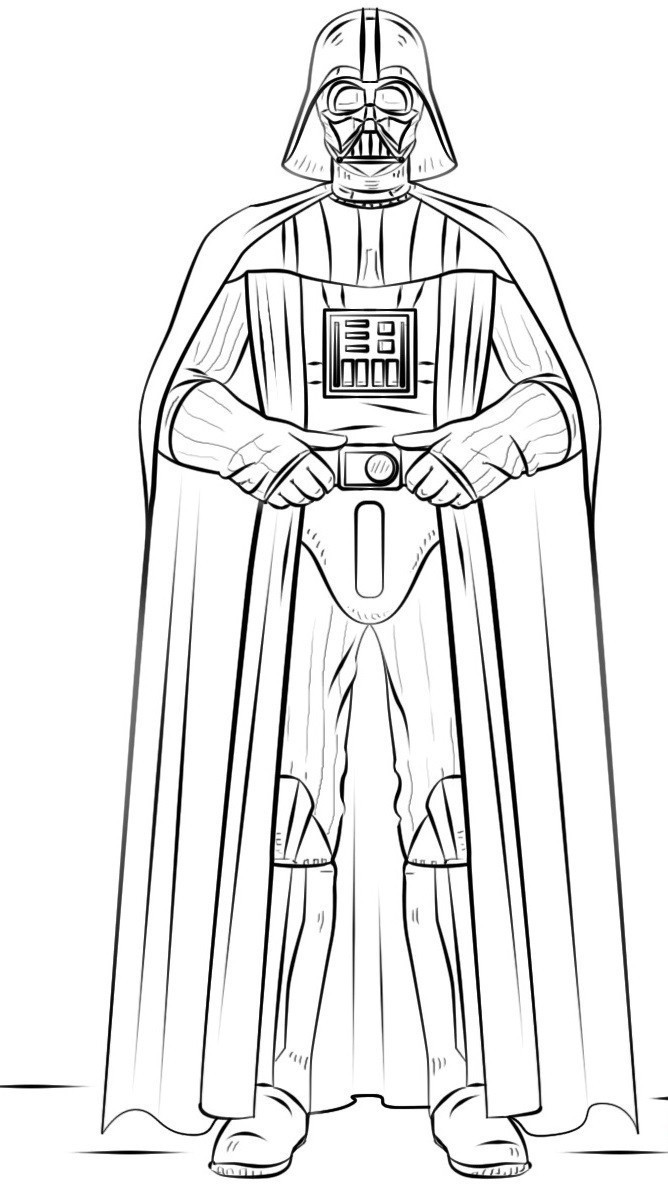 Ausmalbilder Star Wars the Clone Wars Inspirierend Printable Darth Vader Coloring Pages Fresh 42 Ausmalbilder Star Wars Stock
