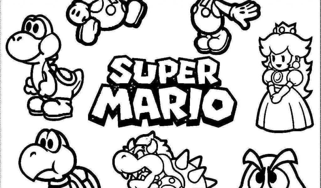 Ausmalbilder Super Mario 3d World Das Beste Von Coloriage Mario Et Luigi Nouveau 35 Ausmalbilder Super Mario 3d Sammlung