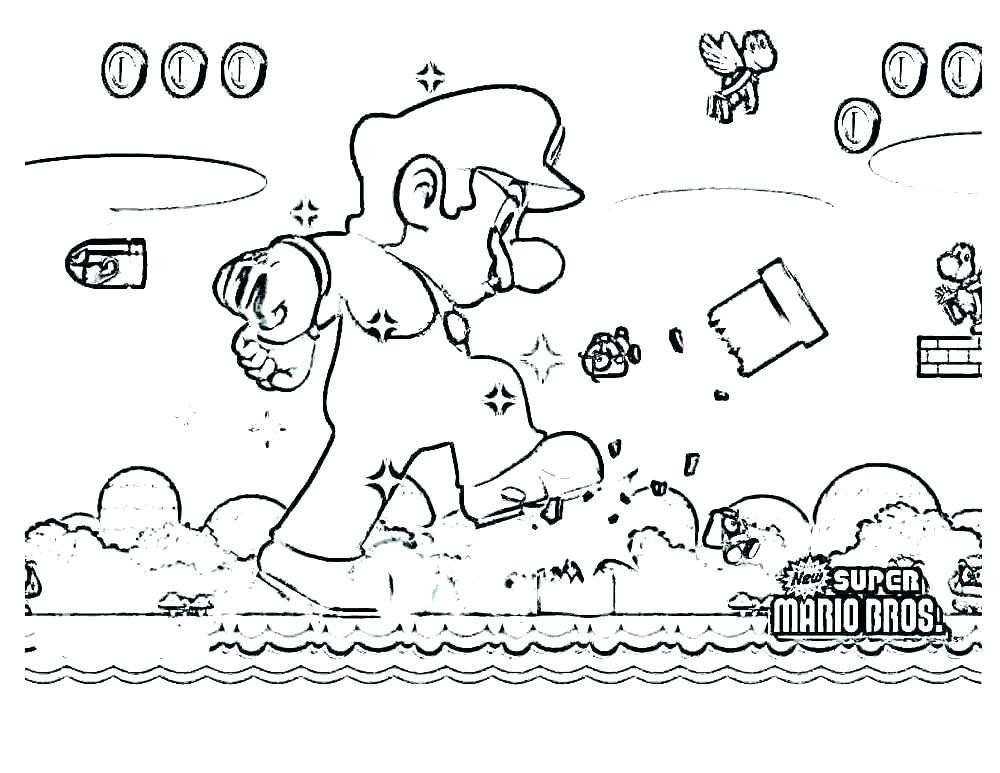 Ausmalbilder Super Mario 3d World Genial Mario Coloring Pages Free Printable Awesome Bowser Jr Coloring Pages Galerie
