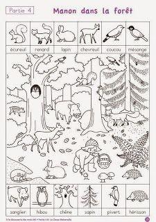 Ausmalbilder Tiere Im Wald Neu Natur Wald Herbst Tiere Malvorlage Kindergarten Das Bild