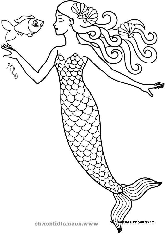 Ausmalbilder Topmodel Meerjungfrau Das Beste Von 25 Neu
