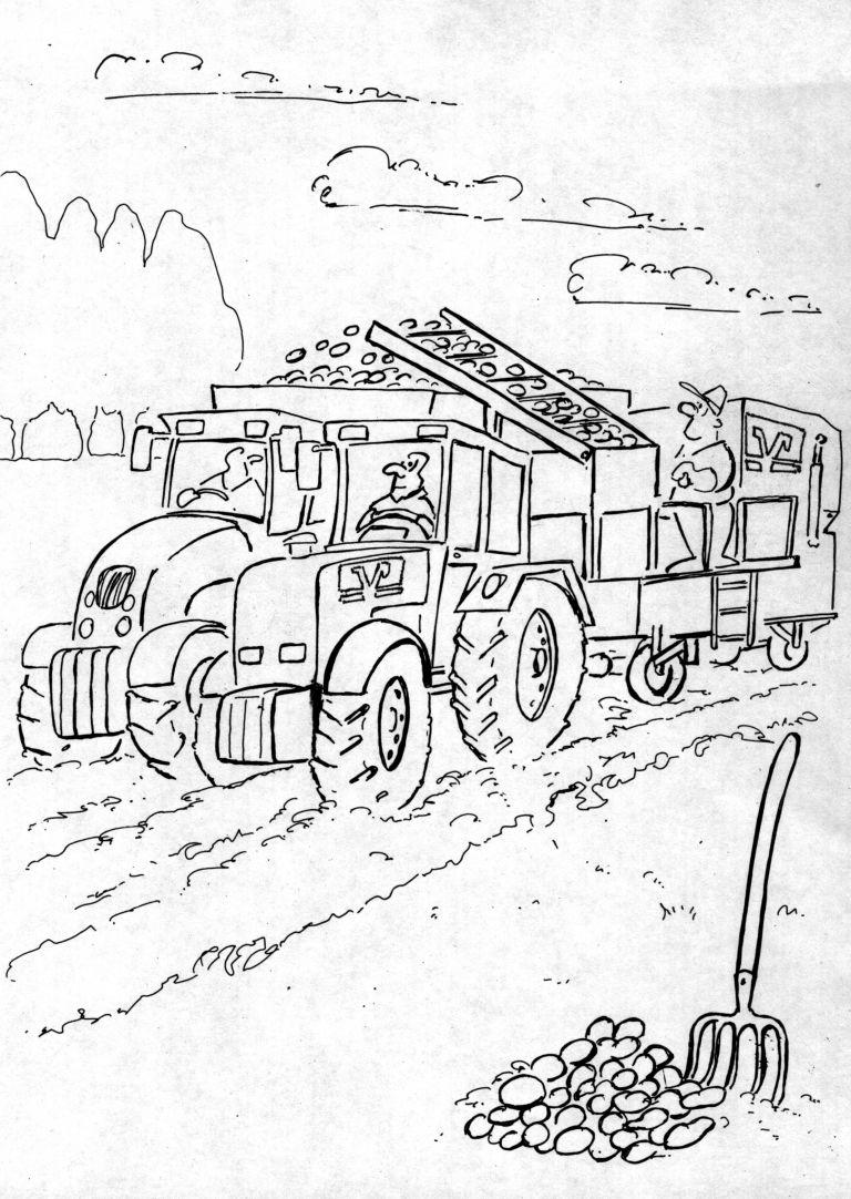 ausmalbilder traktor fendt genial fendt malvorlagen