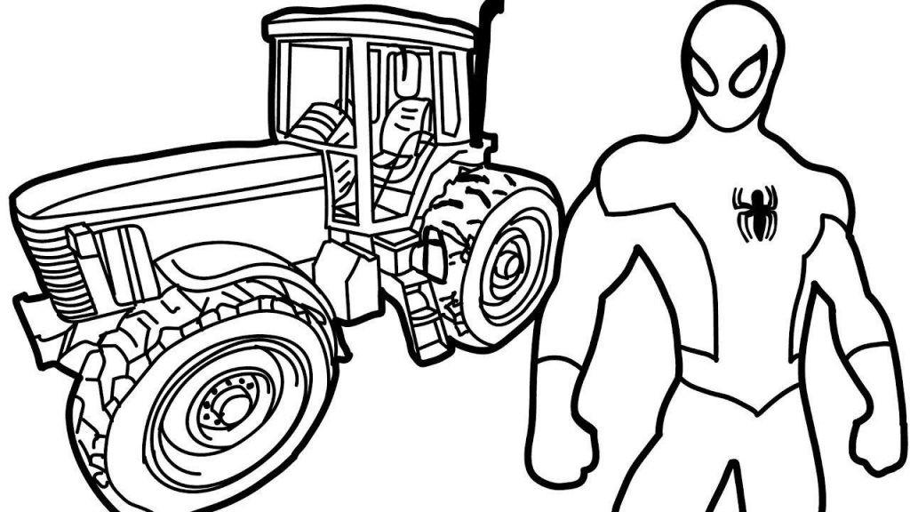Ausmalbilder Traktor Mit Frontlader Einzigartig Druckbare Malvorlage Ausmalbilder Trecker Beste Druckbare Fotos