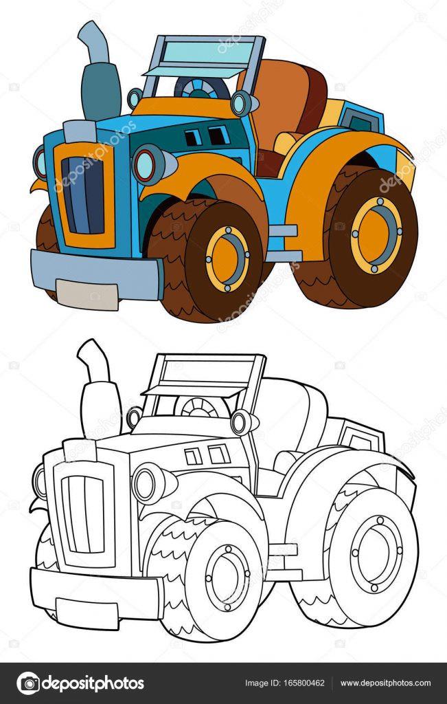 Ausmalbilder Traktor Mit Frontlader Frisch Druckbare Malvorlage Malvorlagen Traktor Beste Druckbare Fotos