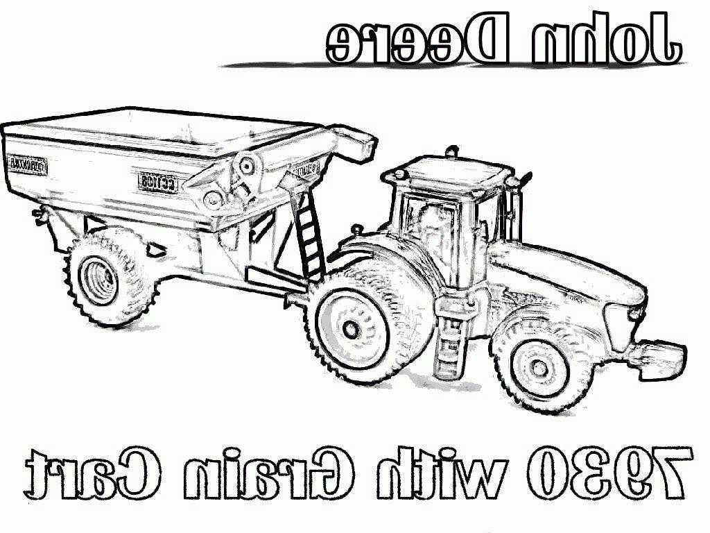 Ausmalbilder Traktor Mit Frontlader Genial Druckbare Malvorlage Malvorlagen Traktor Beste Druckbare Sammlung