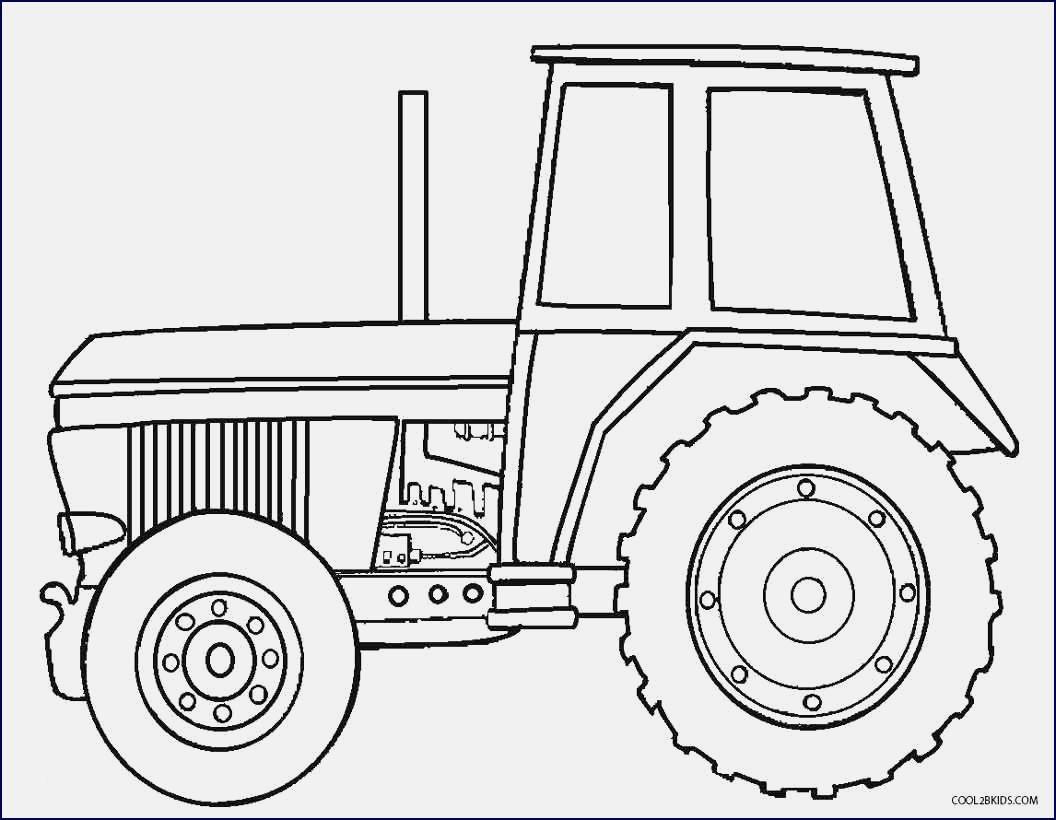 Ausmalbilder Traktor Mit Frontlader Neu Verschiedene Bilder Färben Ausmalbilder Trecker Das Bild