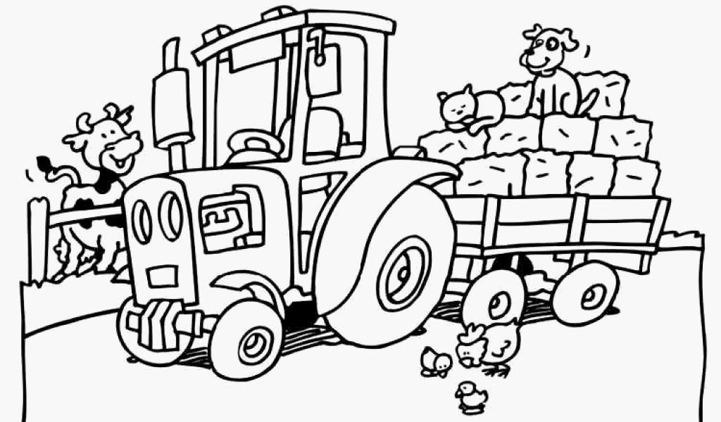 Ausmalbilder Traktor Mit Pflug Das Beste Von 27 Luxus Ausmalbilder Traktor Kostenlos Hübsch Stock