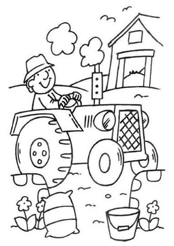 Ausmalbilder Traktor Mit Pflug Das Beste Von Malvorlagen Kinder Traktor Die Beste Idee Zum Ausmalen Von Seiten Das Bild
