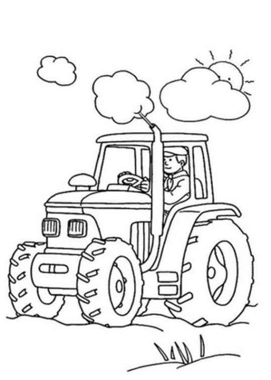 Ausmalbilder Traktor Mit Pflug Frisch Malvorlagen Kinder Traktor Die Beste Idee Zum Ausmalen Von Seiten Galerie