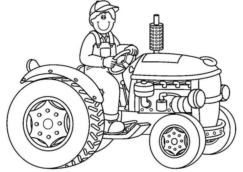 Ausmalbilder Traktor Mit Pflug Frisch Malvorlagen Kinder Traktor Die Beste Idee Zum Ausmalen Von Seiten Stock