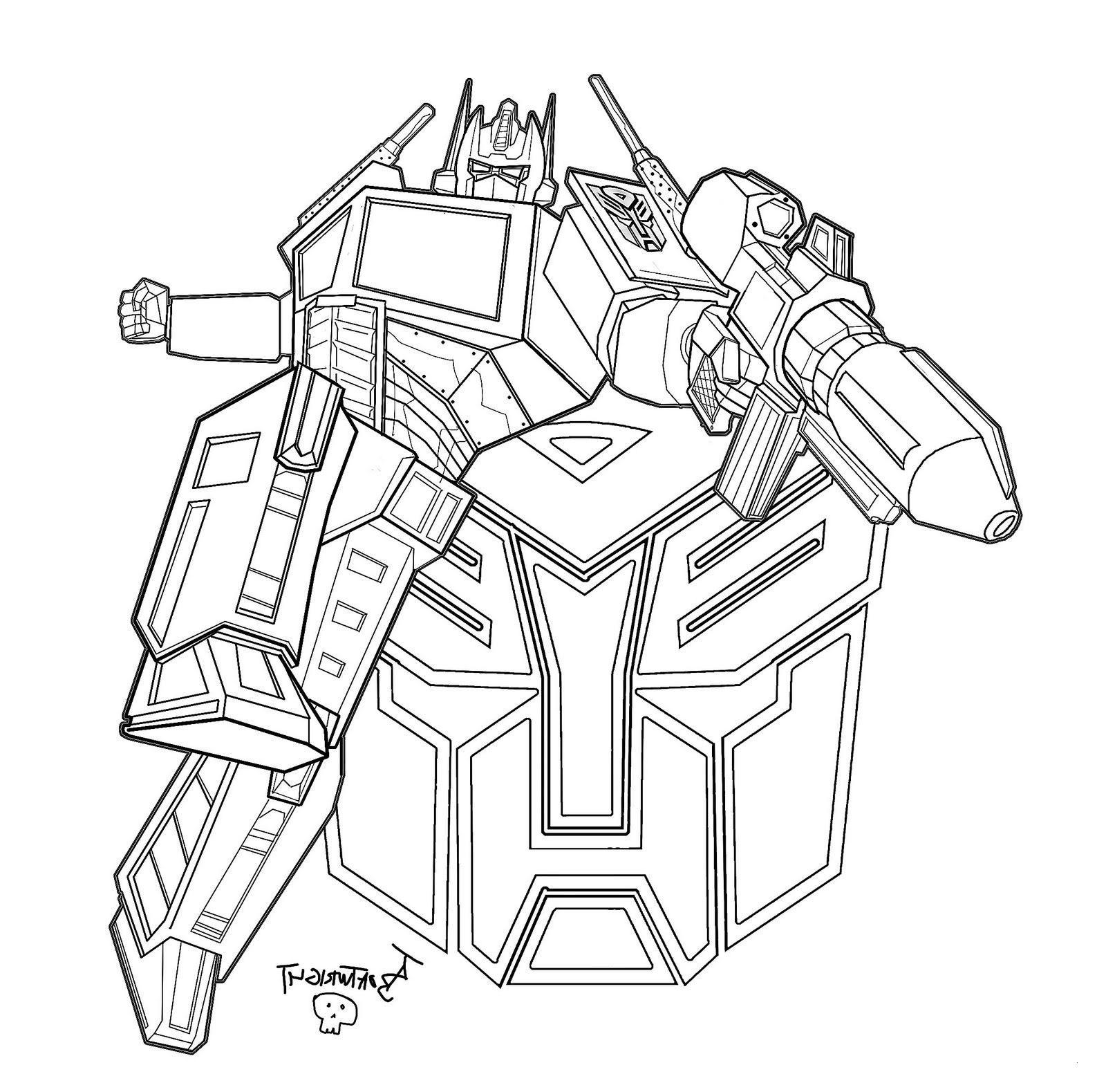 Ausmalbilder Transformers Optimus Prime Einzigartig 35 Neu Ausmalbilder Transformers – Malvorlagen Ideen Bild
