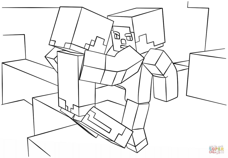 Ausmalbilder Von Minecraft Einzigartig Minecraft Drawing at Getdrawings Genial Ausmalbilder Minecraft Skin Galerie