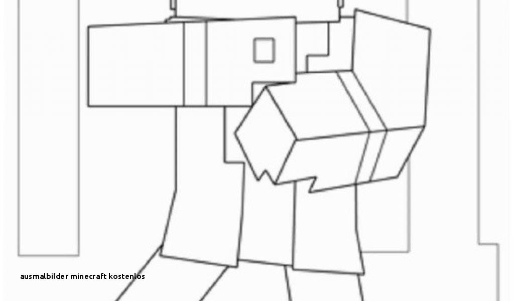 Ausmalbilder Minecraft Kostenlos Malvorlage Haus Unique tolle