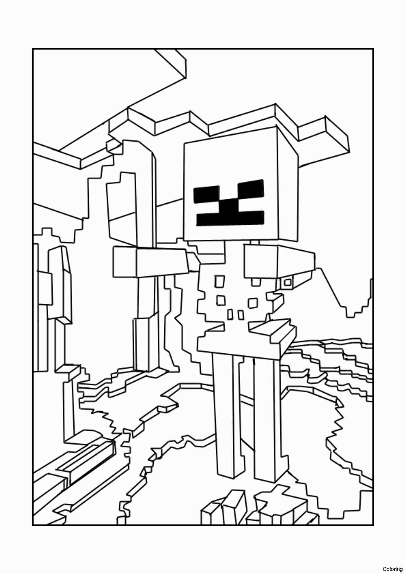 Ausmalbilder Von Minecraft Genial Coloring Pages Minecraft Houses Best tolle Ausmalbilder Elegant Fotografieren