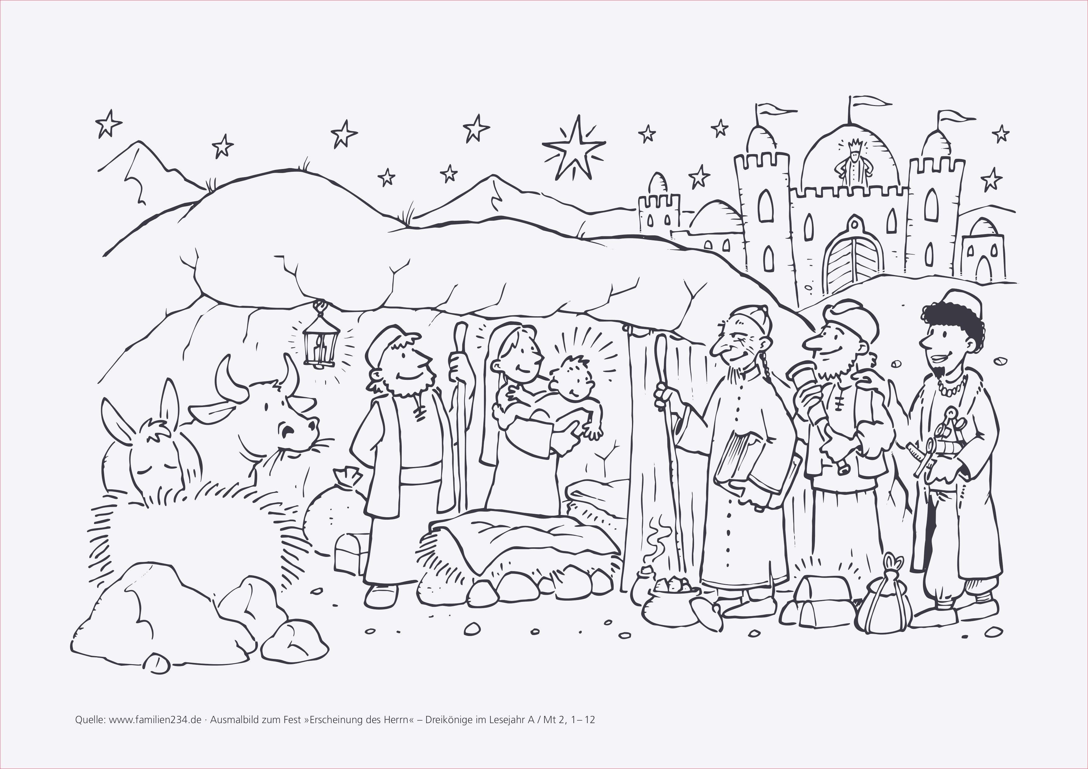 Ausmalbilder Weihnachten Krippe Das Beste Von Ausmalbilder Kostenlos Krippe Das Bild