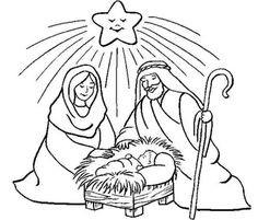 Ausmalbilder Weihnachten Krippe Inspirierend Malvorlage Weihnachtskrippe Ausmalbild Von Einer Krippe Bild