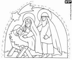 Ausmalbilder Weihnachten Krippe Neu Malvorlage Weihnachtskrippe Ausmalbild Von Einer Krippe Bilder