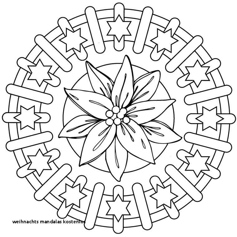 Ausmalbilder Weihnachten Mandala Inspirierend Weihnachts Mandalas Kostenlos Malvorlage A Book Coloring Pages Best Fotos