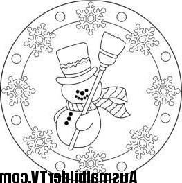 Ausmalbilder Weihnachten Mandala Neu 34 Frisch Weihnachten Ausmalbilder – Malvorlagen Ideen Sammlung