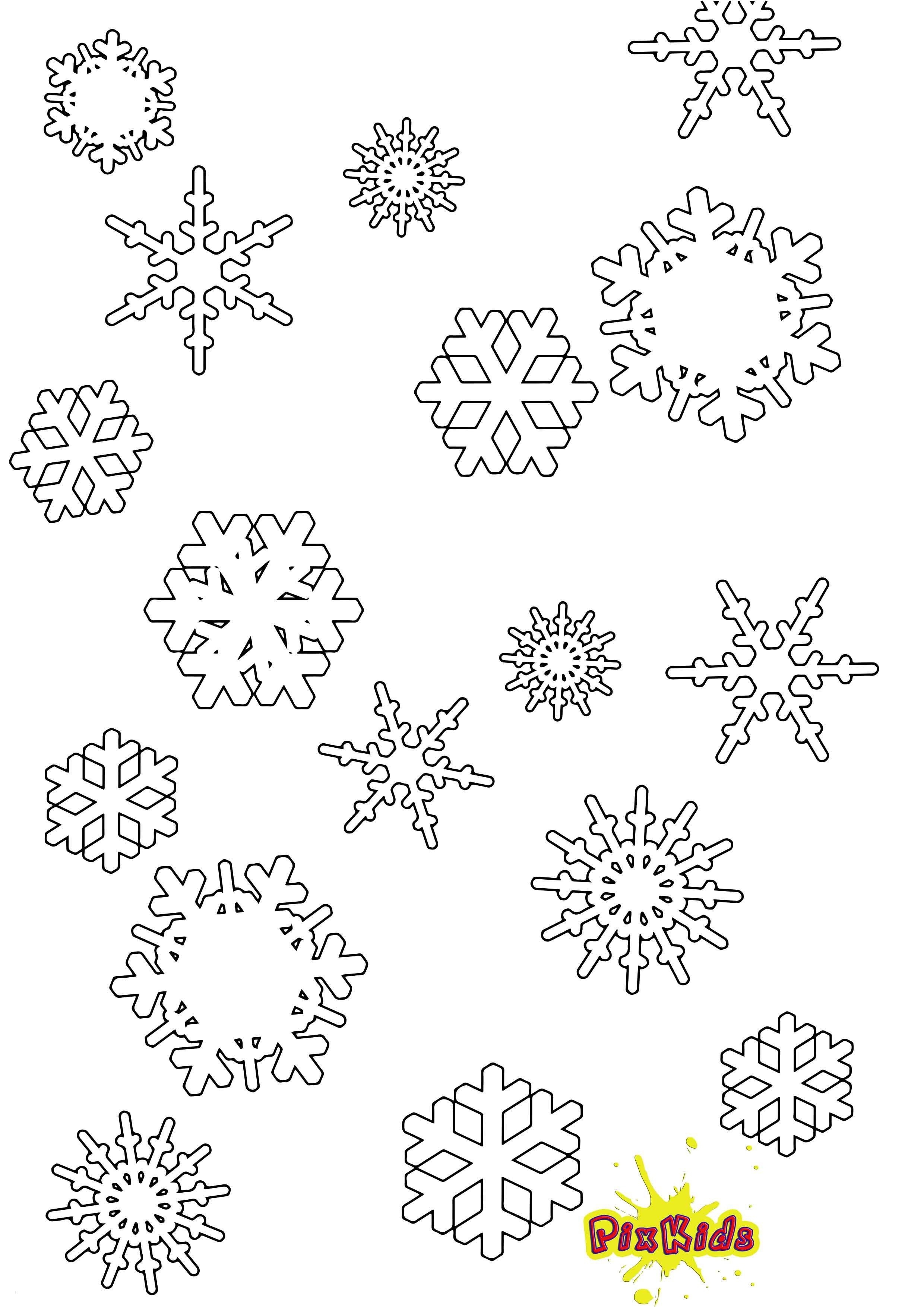 Ausmalbilder Weihnachten Schneeflocke Einzigartig Schneeflocke Ausdrucken Wohlgeformte 35 Ausmalbilder Schneeflocken Bilder
