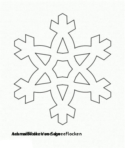 Ausmalbilder Weihnachten Schneeflocke Genial 23 Schneeflocken Vorlage Sammlung