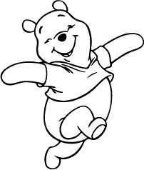 Ausmalbilder Winnie Pooh Frisch Tigger From Winnie the Pooh Coloring Pages Inspirational 37 Das Bild