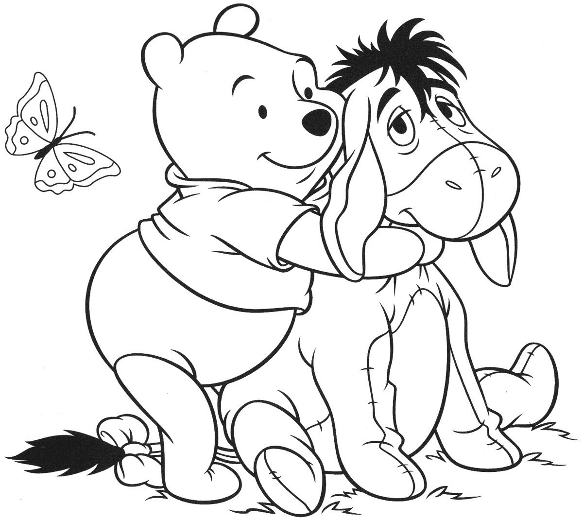 Ausmalbilder Winnie Pooh Und Seine Freunde Malvorlagen Das Beste Von Ausmalbilder Winnie Puuh Neu 35 Malvorlagen Winnie Pooh Fotos