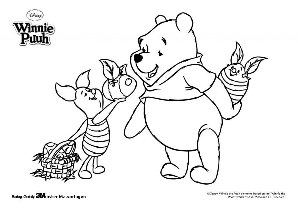 Ausmalbilder Winnie Pooh Und Seine Freunde Malvorlagen Das Beste Von Baby Cookie Monster Malvorlagen Ausmalbilder Winnie Pooh Luxus Fotos