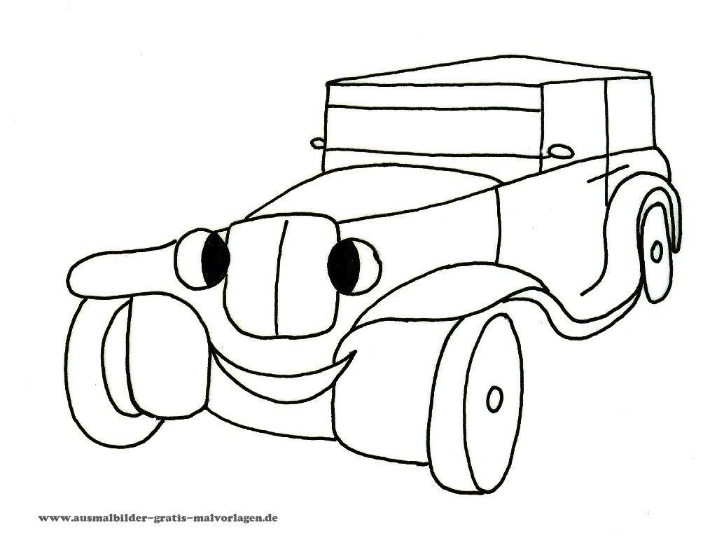 Ausmalbilder Zum Ausdrucken Autos Neu Druckbare Malvorlage Malvorlagen Auto Beste Druckbare Bild