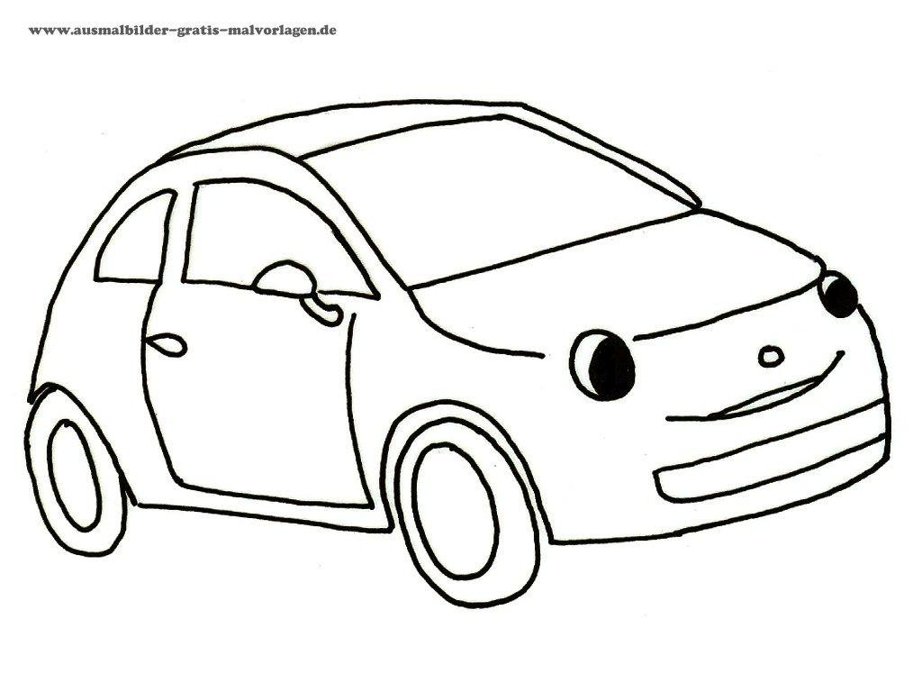 Ausmalbilder Zum Ausdrucken Autos Neu Druckbare Malvorlage Malvorlagen Auto Beste Druckbare Fotos