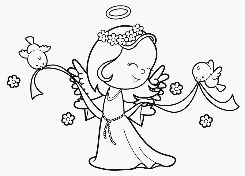 Ausmalbilder Zum Ausdrucken Disney Genial Engel Bilder Zum Ausdrucken Machen Tischkarten Selber Gestalten Das Bild