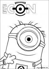 Ausmalbilder Zum Ausdrucken Minions Genial 41 Besten Minions Bilder Auf Pinterest Fotografieren