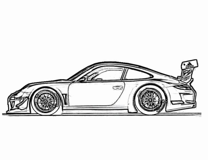 auto malvorlage einfach das beste von cars 3 ausmalbilder